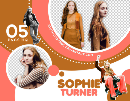 Png Pack 3660 - Sophie Turner by southsidepngs