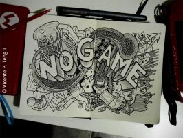 Doodle: No Game by vicenteteng