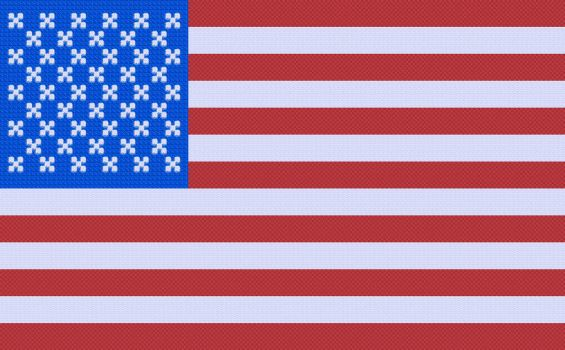 Old Glory by DemonTomat0