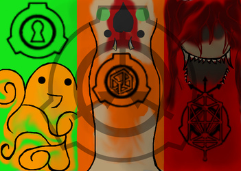 SCP Wallpaper by NovemberLilly