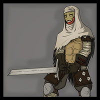 SBFP - The Hypest Leper (Colored) by xDeadbrainx