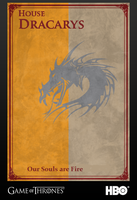House Dracarys by Patriot-112