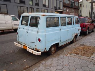1964 Ford Falcon Van II by Brooklyn47