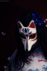 [Photo] TBK as the Kitsune - 4 by Plume-cosplay