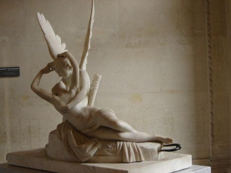 Cupid and Psyche by Autopath