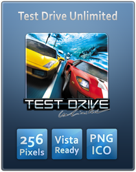 Test Drive Unlimited by SkullBoarder