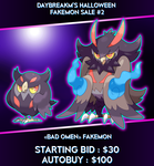 [OVER] Halloween Monster Sale #2 by DaybreakM