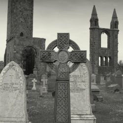 Celtic cross by lostknightkg