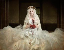 Ripped out heart. by DeZombieShop