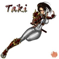 Xuexueyuehua Taki Collabo by cortezmaronie