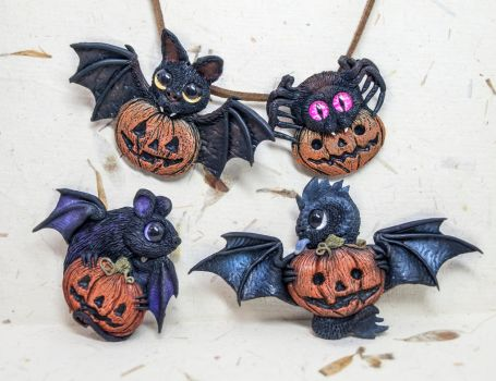 Halloween cute party set [sale] by Barsudrak