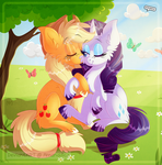 The Wifes .:Art Trade:. by Amanddica