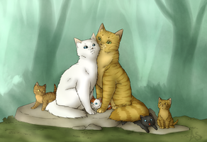 The little ones we have by AnnMY