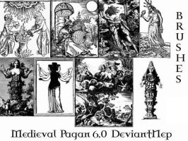 Pagan Medieval Brushes 6.0 by DeviantNep