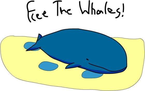 Free The Whales by Sir-Jeff