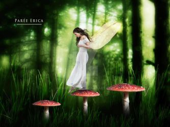 The Lost Faery by pareeerica