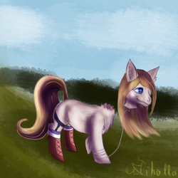 ArtFight ~ Morning stroll by Nihalla