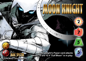 Moon Knight (Marc Spector) Character by overpower-3rd
