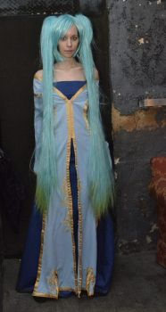 Sona Cosplay Costume Beta 3 by elphiria by Elphiria