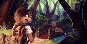 Forgotten Route by Flemaly