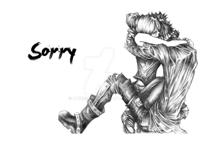 sorry by Aticismo