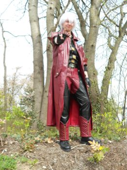 Devil May Cry - Dante - Peace! by Mada-Chan2009