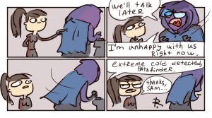 Mass Effect: Andromeda, 11 by Ayej