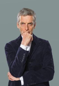 The Twelfth Doctor by JonHodgson