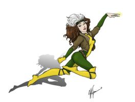 Rogue.. by VODKABABY