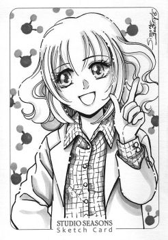 Sketch Card #8 by Netsubou
