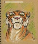 Tiger by marimoreno