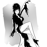 Day 13 | Elvira by Spencer-Bowen