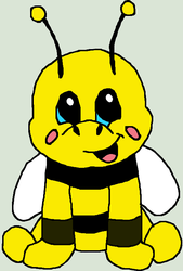 webkinz bumblebee drawing by lpscat123