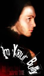 Book cover - I'm Your Bully by Andrea Tyse by CathleenTarawhiti