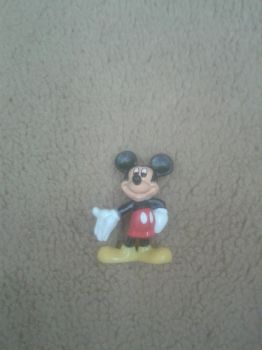Another figurine for Mickey Mouse (different pose) by Wael-sa