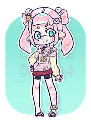 Custom Adopt -- RosaieI by LittleParade