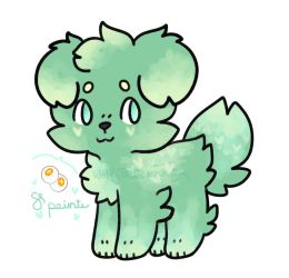 Dog Adopt | Points | CLOSED | Read Description by WolfyTheGuardian