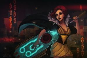 Transistor by Misao-Christina