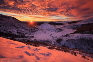 Breathtaking Sunrise by MaximeCourty