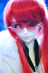 mr red shades by Cesia