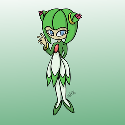 Cosmo the Seedrian by TheBlox
