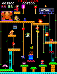 Donkey Kong Jr. - Ulitmate Edition by TheGamingArchivist