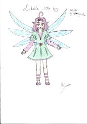 Libelle, Little Fairy by ShadowHeartbreaker