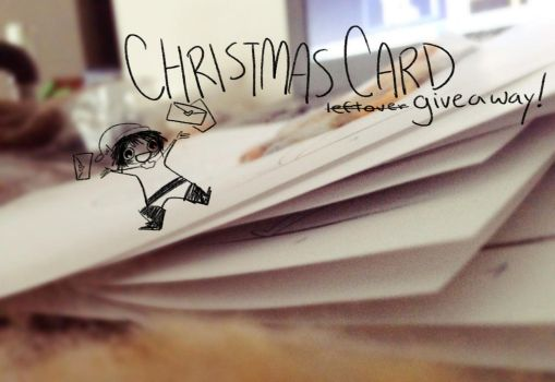 Christmas Cards Giveaway!! by Elaine10