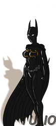 Yet Another Batgirl by TULIO19mx