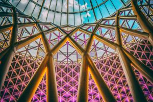 Kings Cross Station Roof by deepgrounduk