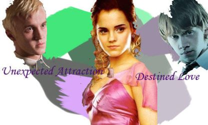 Hermione and Her Men by yelhsa2george