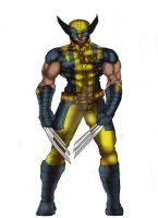 Wolverine By Anthonyflowers-d6z28y3 by Knockoutcomicsbook