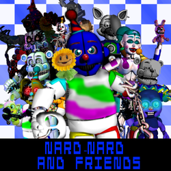 (B-Day Gift) Nard Nard and Friends by Leoking08
