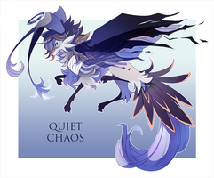 [CLOSED] All Hallow's Lepi Auction- Quiet Chaos by jaywalkings